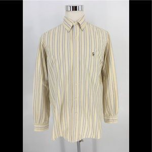 Ralph Lauren Men's Classic Fit Shirt Size 16 1/2